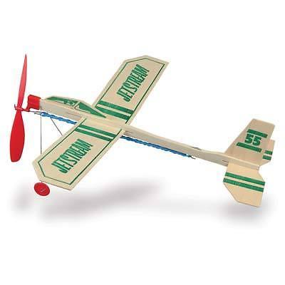 BEGINNERS CHOICE Guillows Jetstream