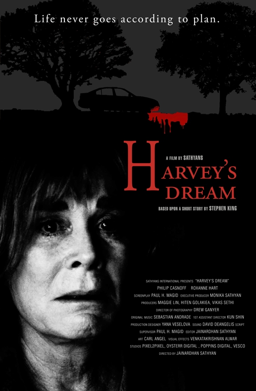 Movie poster for  Harvey's Dream