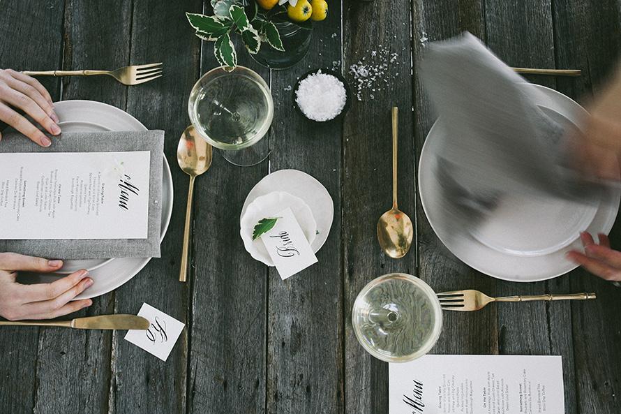 White Magazine 'Simply Perfect'
