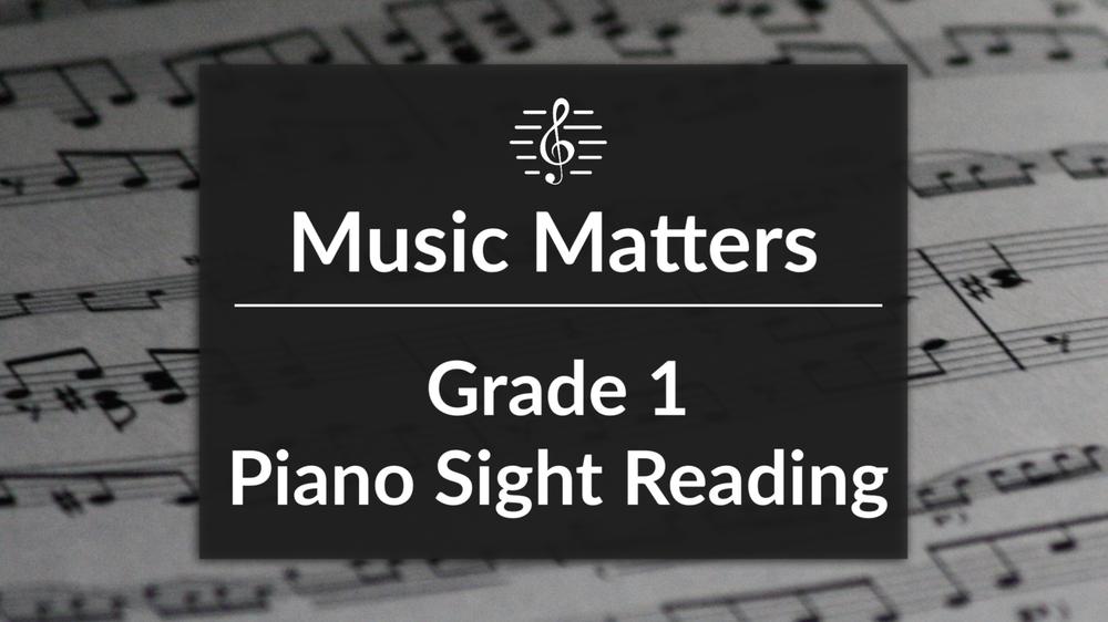 Grade+1+Piano+Sight+Reading+Video+Tutorials