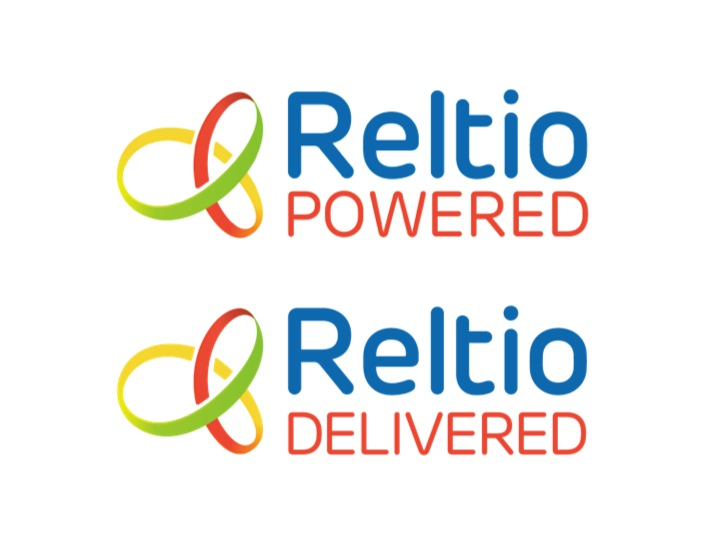 Powered by and Delivered by Reltio