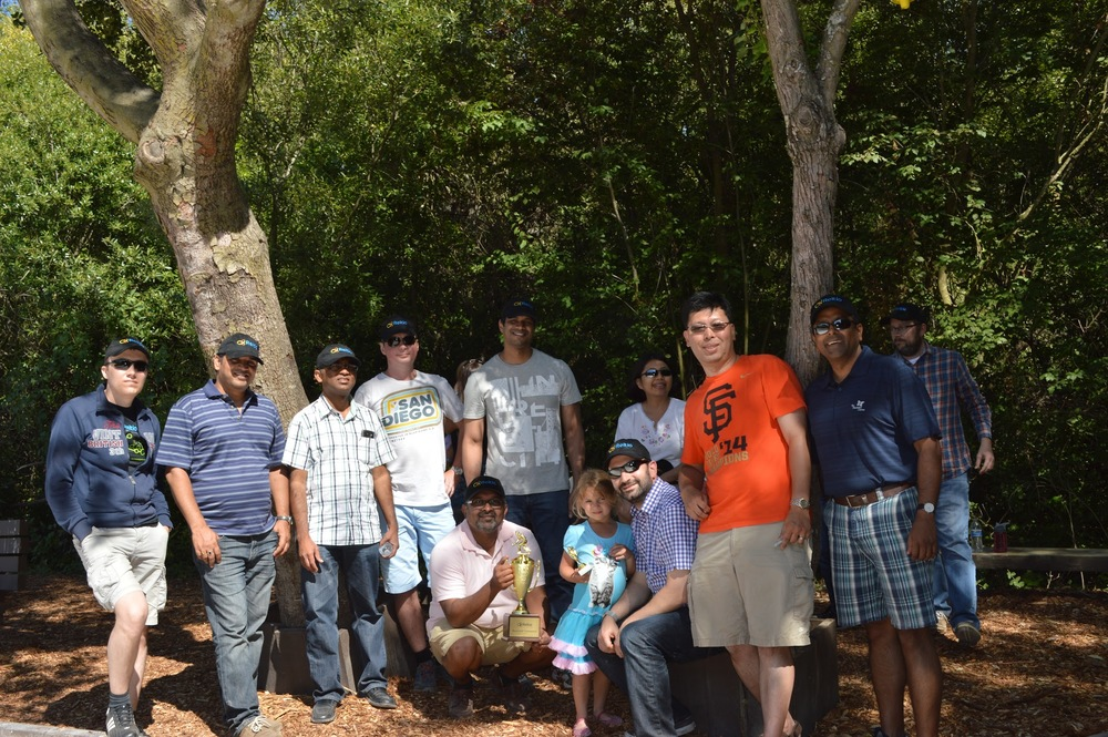 Reltio Annual Picnic and Bocce Tournament 2015