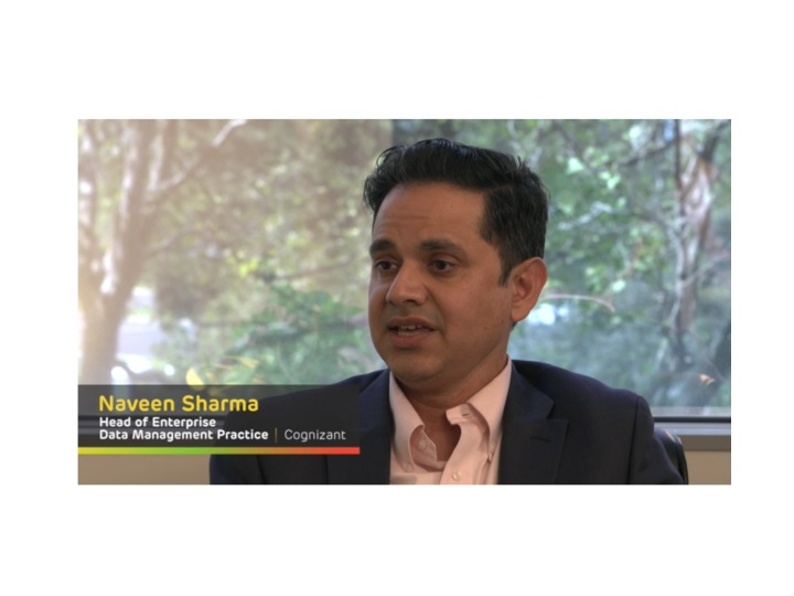 Naveen Sharma Cognizant Reltio Platinum Partner