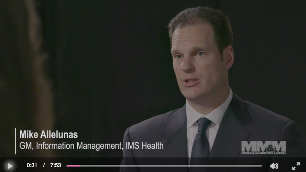 IMS Health Mike Allelunas