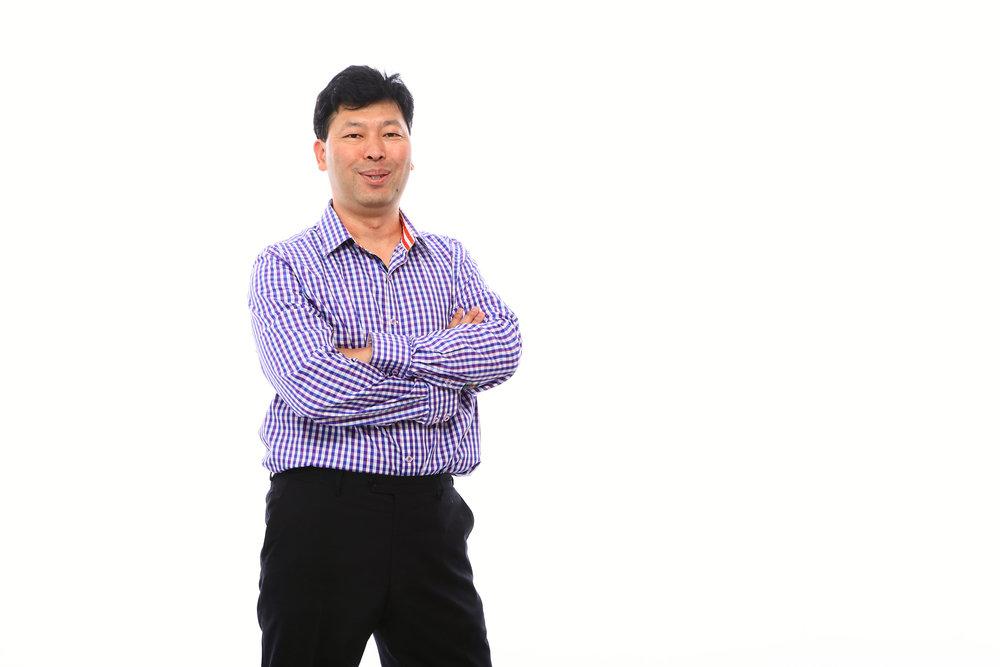 Ramon Chen Reltio CMO
