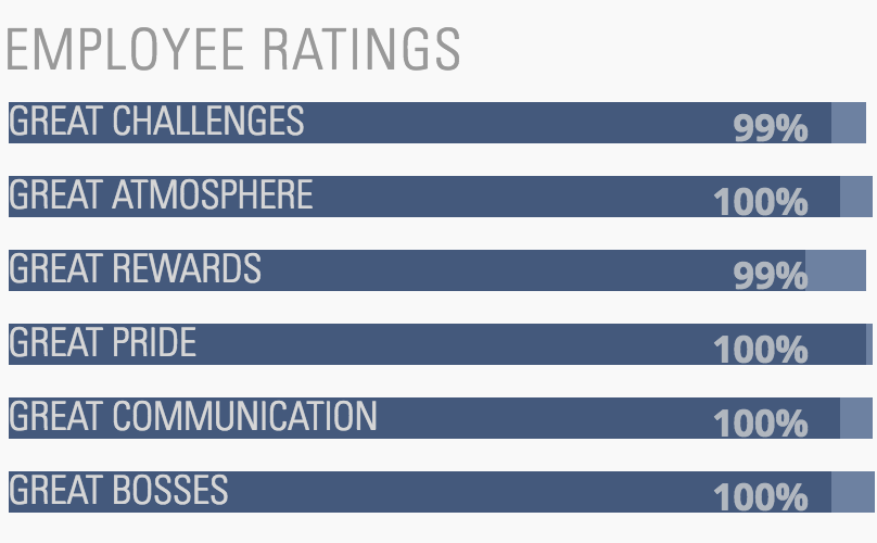 Reltio Great Place to Work Employee Ratings