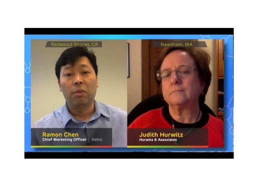 Click here to watch the interview with Judith Hurwitz on Cognitive Computing
