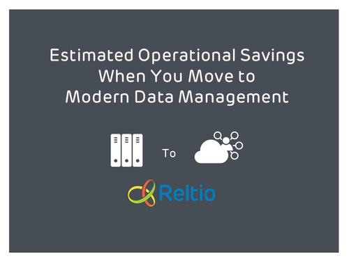 Find out how much you could save if you replaced your legacy MDM with a Modern Data Management PaaS