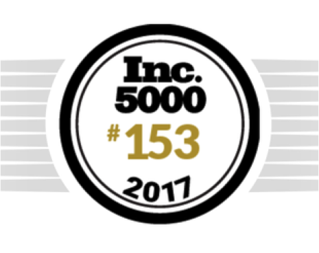 Reltio ranked Inc 5000 2017.png
