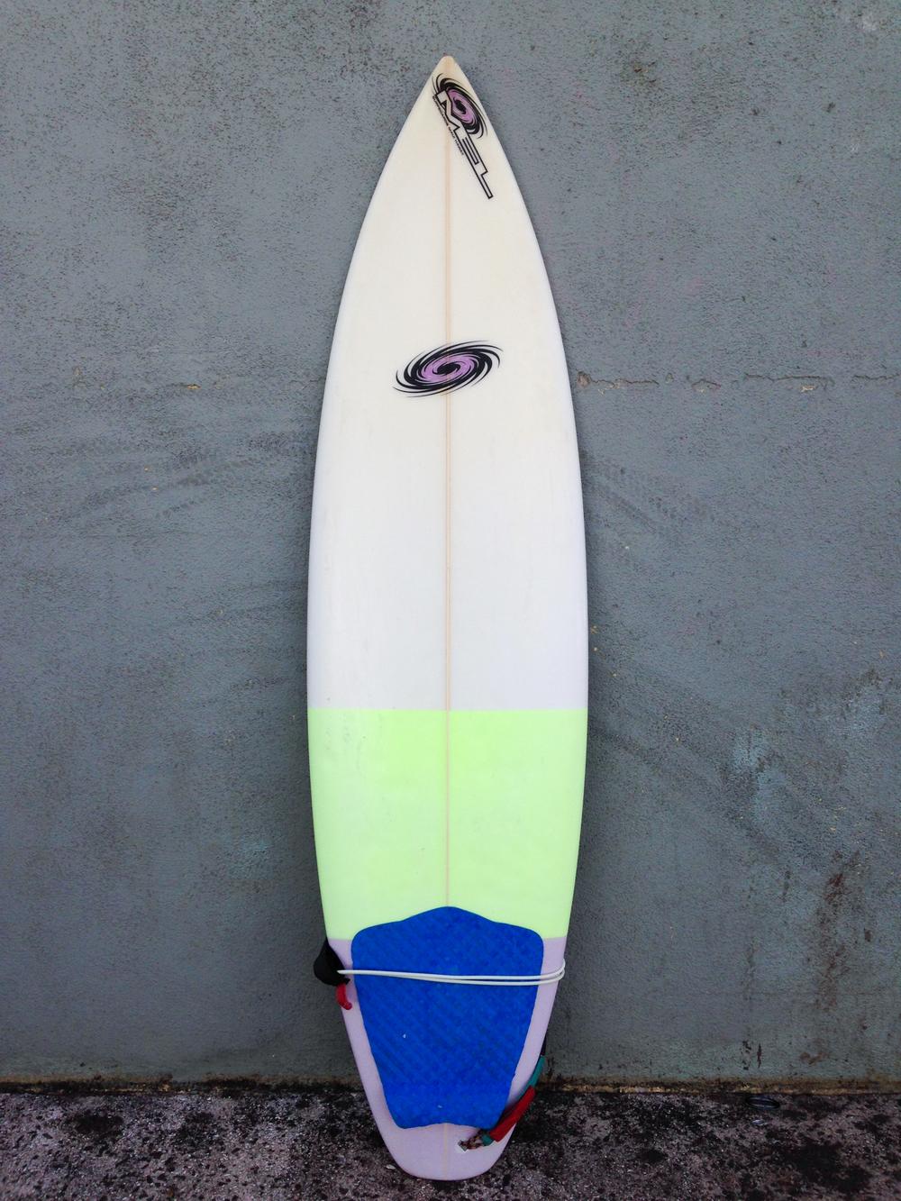 5'9 Mel Shortboard