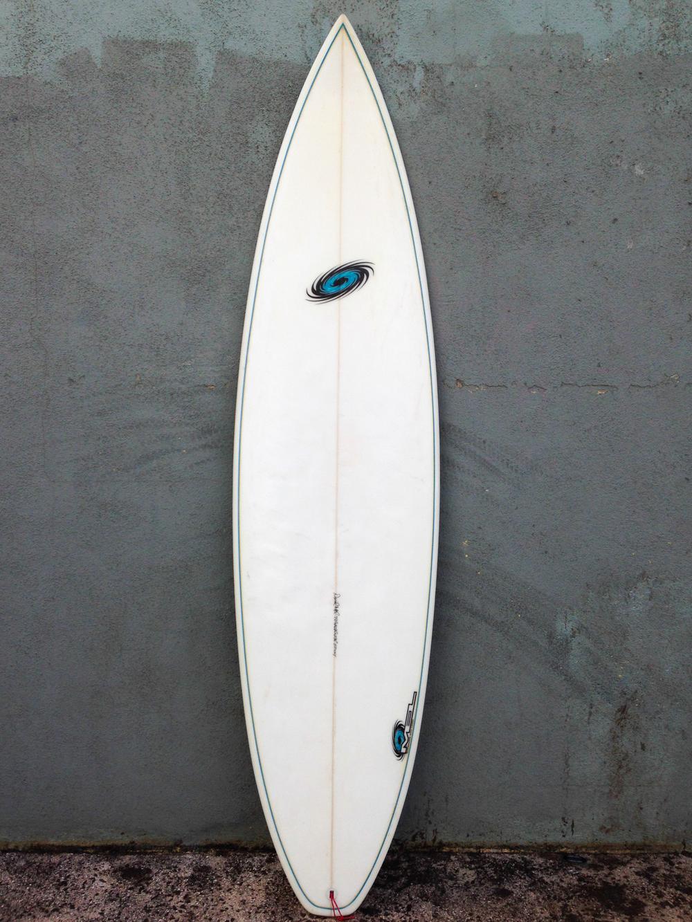7'0 Mel Shortboard