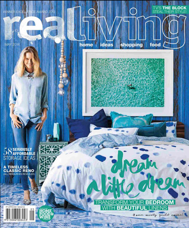 Real Living - May, 2014