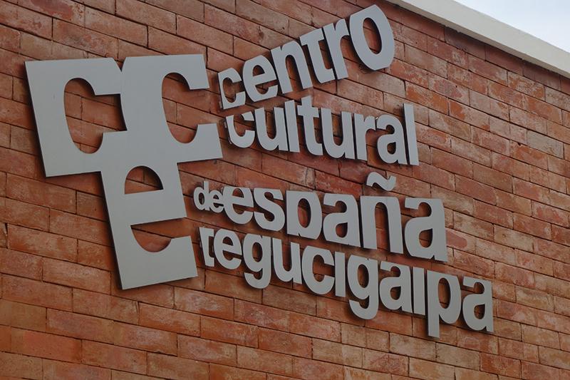 Somos nuestro portafolio. Centro Cultural de España en Tegucigalpa (Honduras), 2014