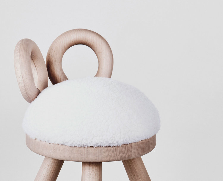 Buy Sheep Chair  here