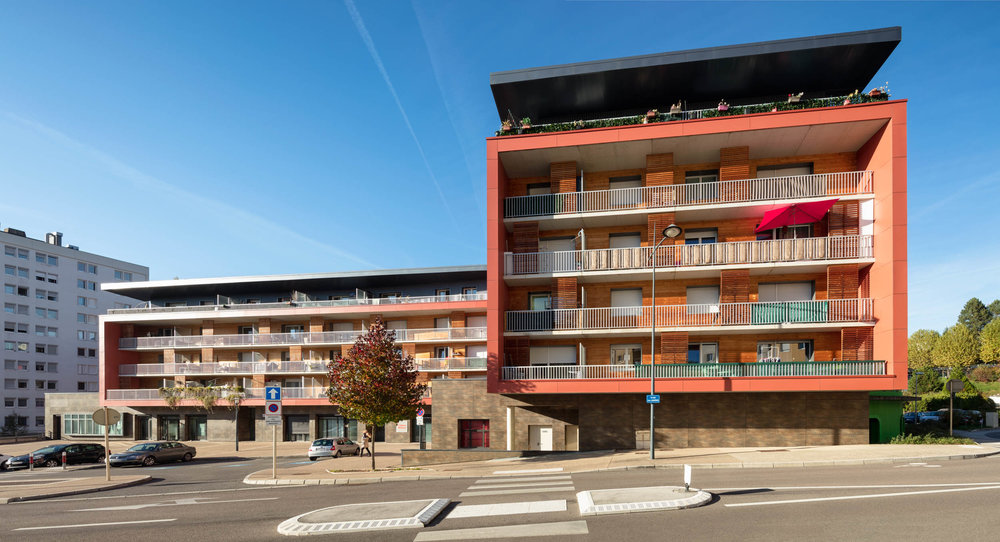 Besançon  Lamboley Architecte Office