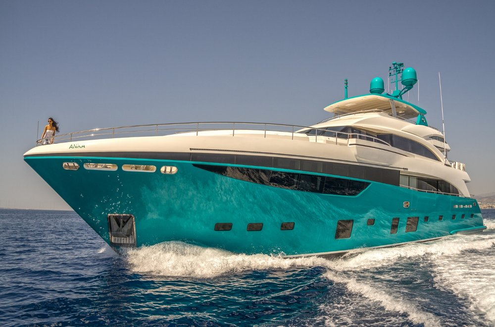 Princess Yacht M40