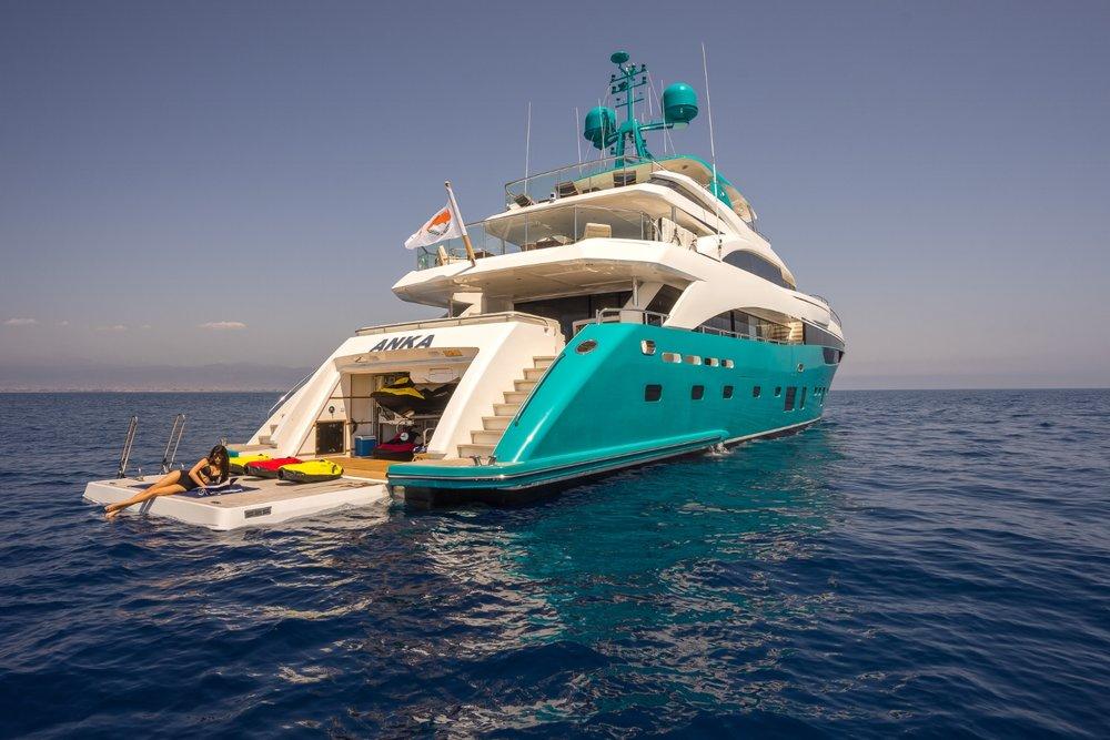 Princess Yacht