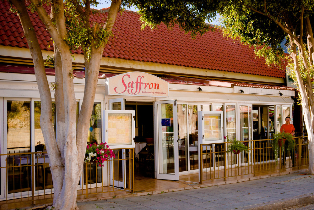 Saffron Indian cuisine streetview