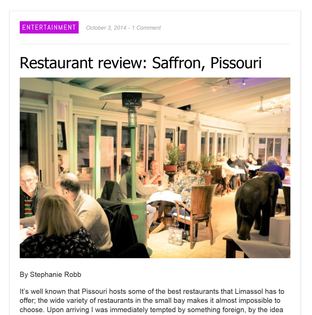 http://cyprus-mail.com/2014/10/03/restaurant-review-saffron-pissouri/