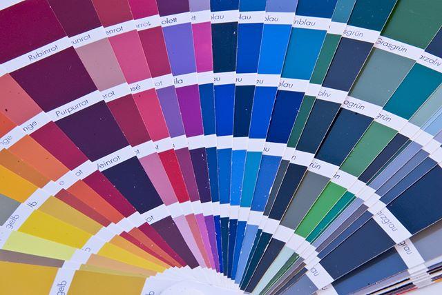 Welche Farbe darf es sein?