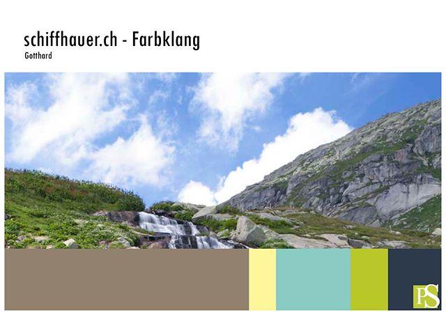 Gotthard - Farbklang