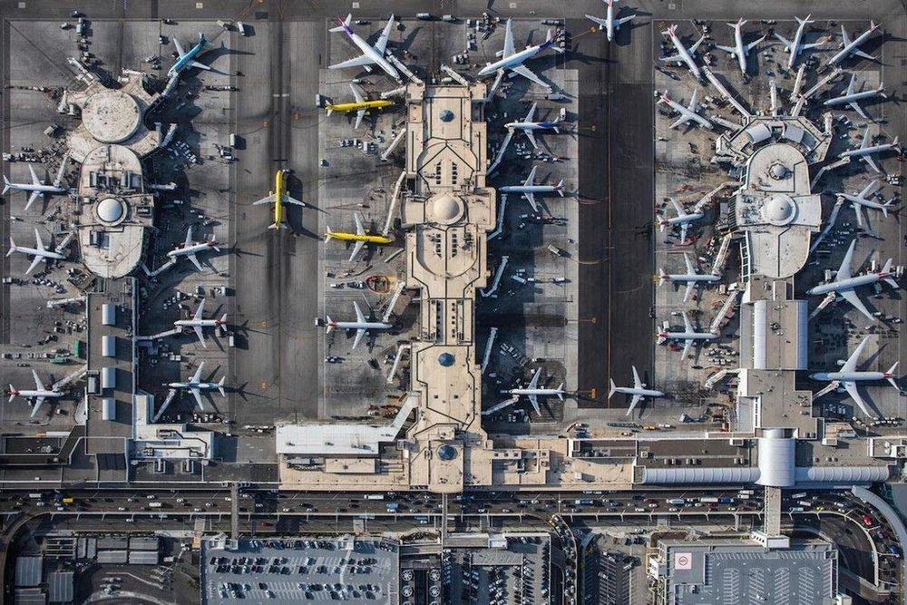 LAX Terminals 4, 5, & 6