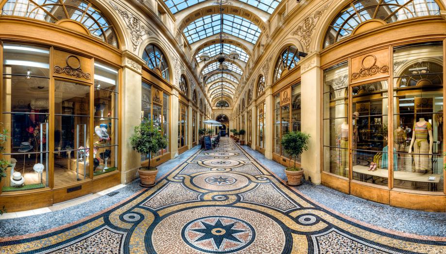 Galerie Vivienne, Paris