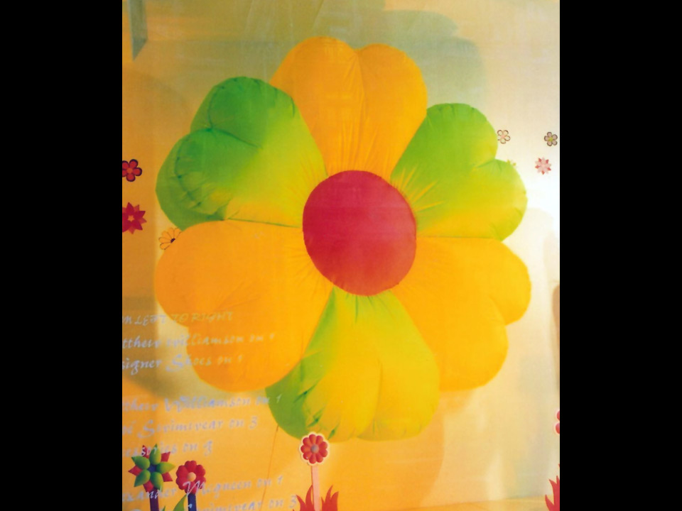 Flower (3   available)  2 meters Height £100.00 each