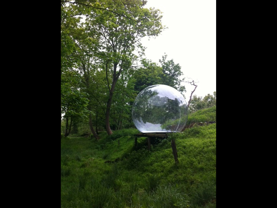 Clear Sphere 300cm Diameter £400.00