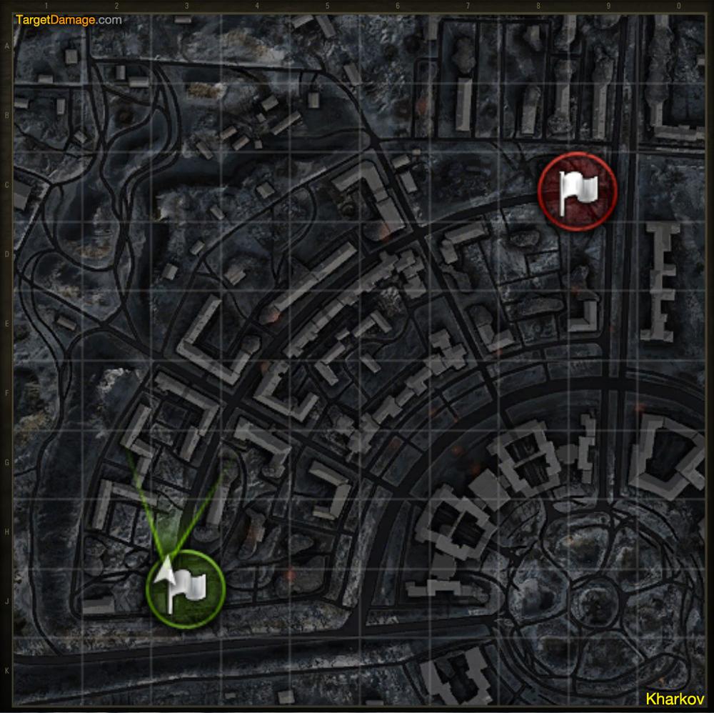 тактика игры кв 1с