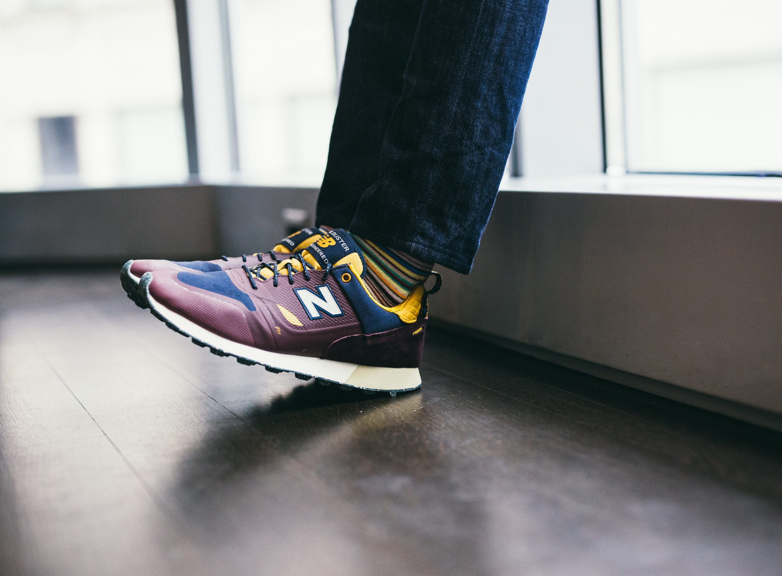 7287e4a2c The One Pair of New Balance Sneakers To Wear This Winter — Igee Okafor