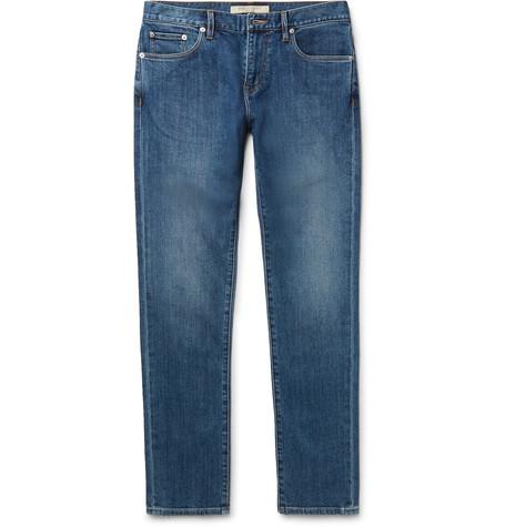 BURBERRY Slim- Fit Stretch Denim Jeans $325