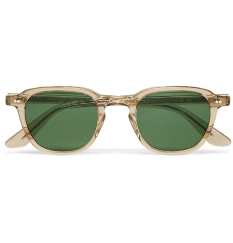 MOSCOT Billik Round Frame Acetate Sunglasses $290