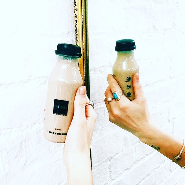 GOT MYLK?  We got delicious cashew mylk on tap. Madagascan vanilla with dates and Himalayan sea salt. High in protein and high in mmmmmmmmm.  Enjoyed by the lovely folk over at @weworkldn .order online today at www.crudejuice.co.uk #crudejuice #coldpressed#raw#nohpp#juice#cleanse#juicecleanse#cleaneats #healthy #healthylifestyle #vegan#london#delicious#instagood#womenshealth#yoga#running#pilates#inspiration #motivation