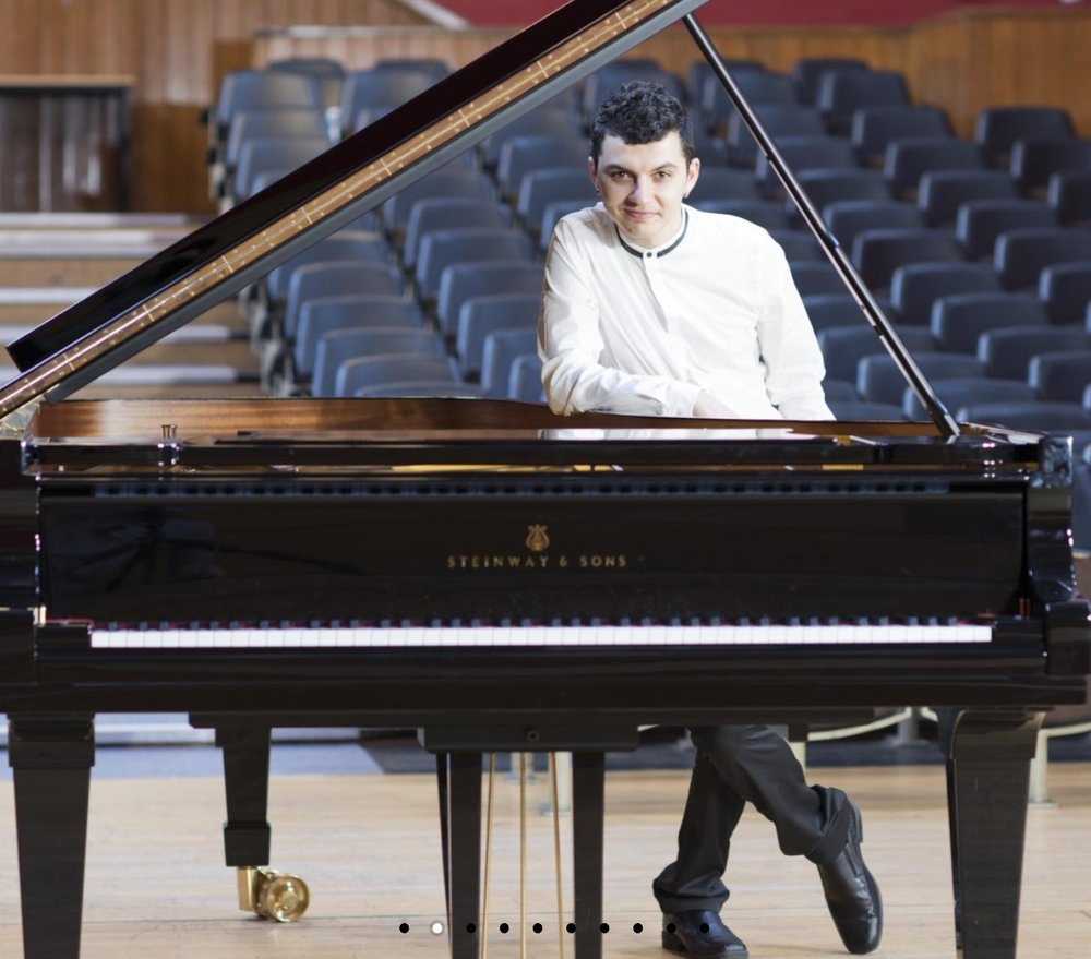 Svetoslav Todoroff Piano