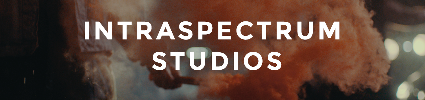 INTRASPECTRUM STUDIOS, a London based video production company creating TV commercials, music videos and online content
