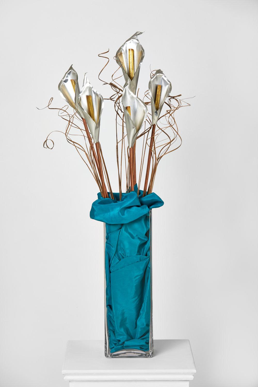 Coper Stem Lillies