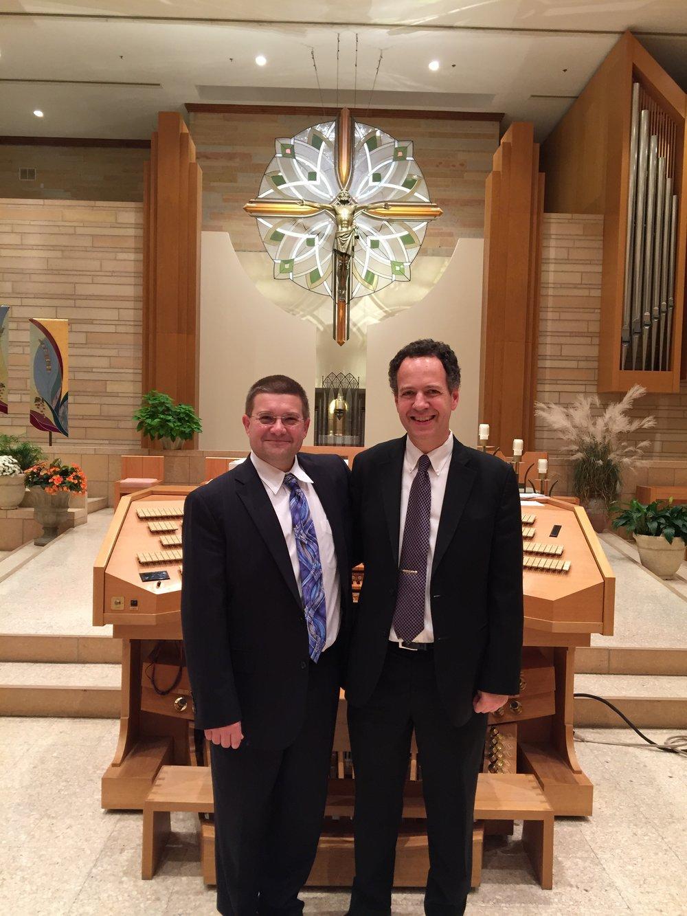 With Aaron David Miller