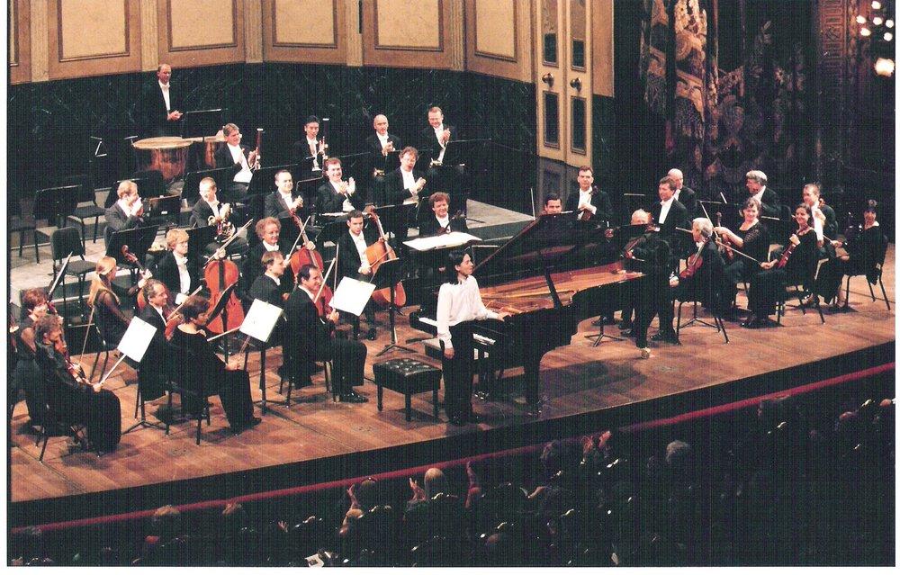 Mozarteum Salzburg Orchestra