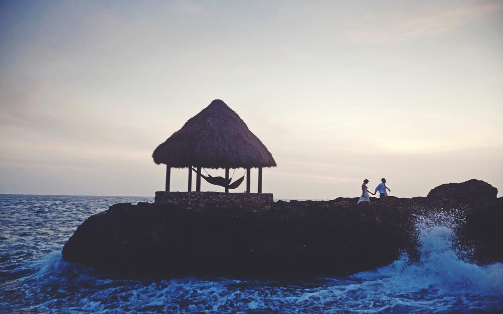 SAM & STEVE // JAMAICA ELOPEMENT