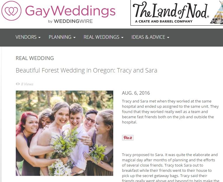 from Conor gay wedding com