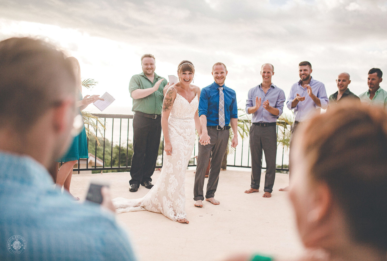 Cat Brandon Costa Rica Wedding
