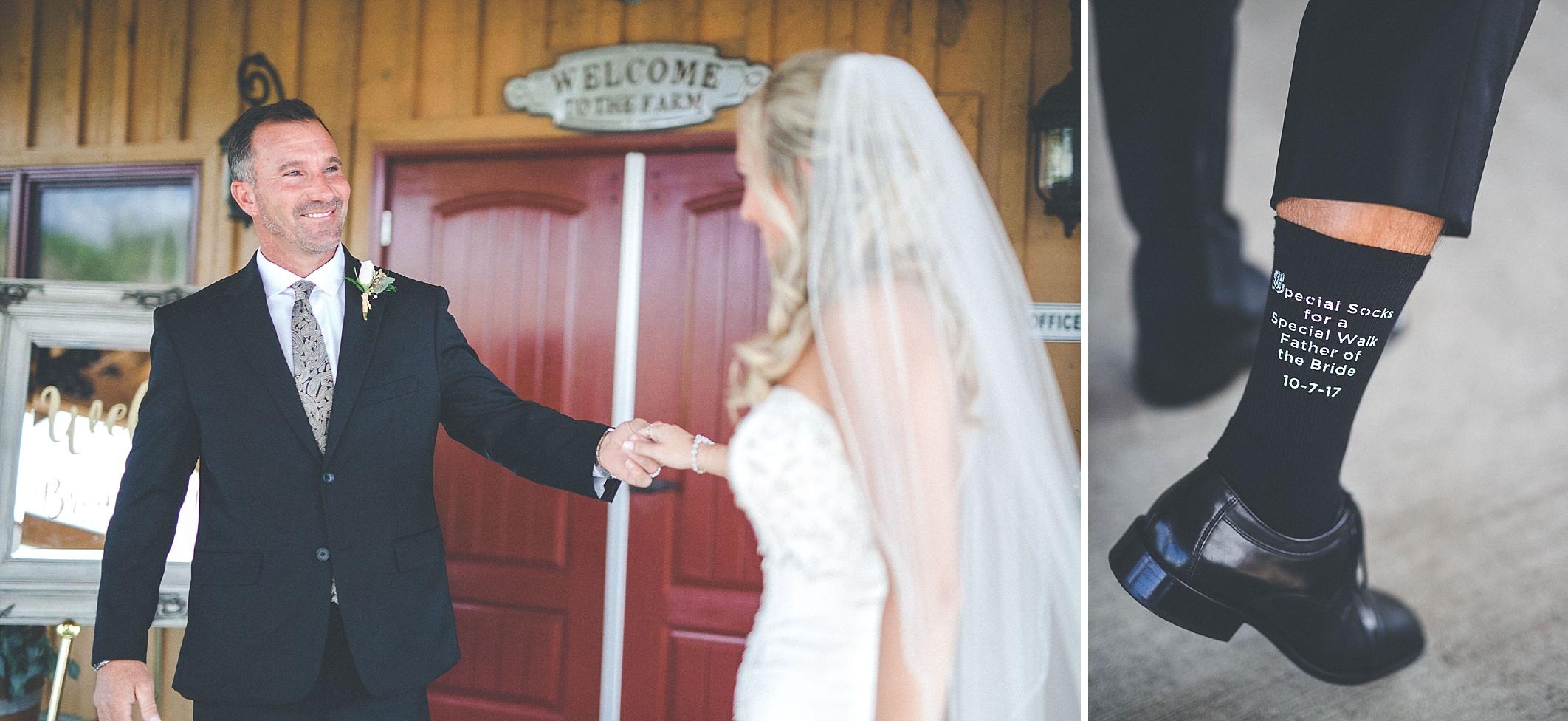 Briana & Ryan Wedding // Canopy Creek Farm Dayton Ohio | Dayton ...