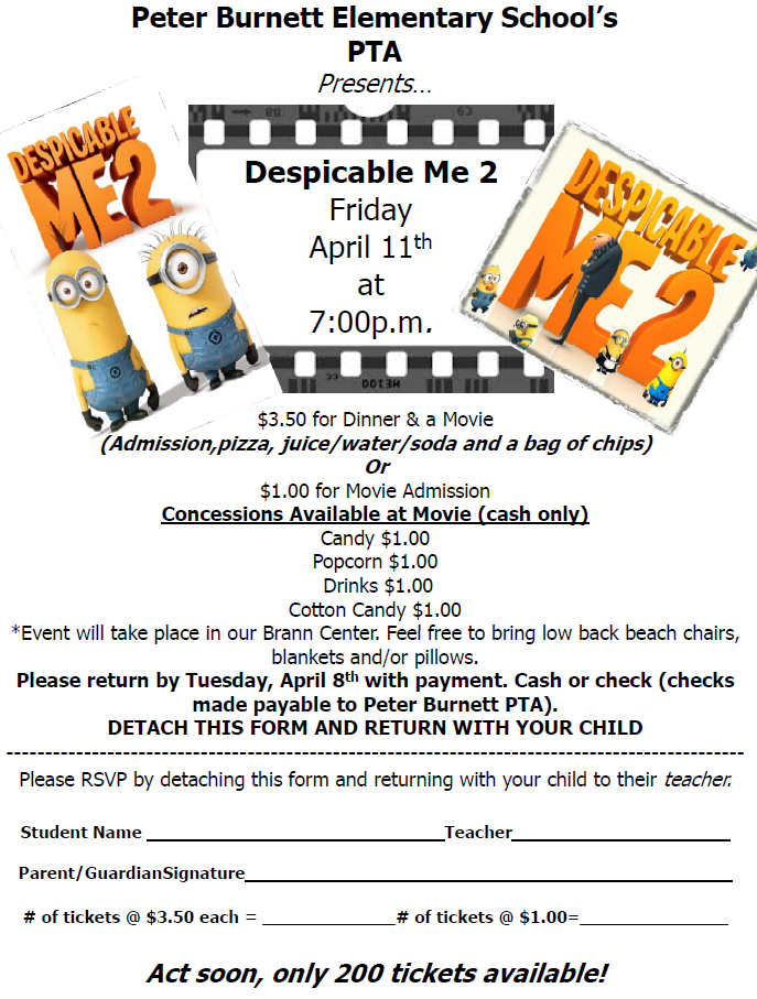 Burnett Movie Night April 11th.png