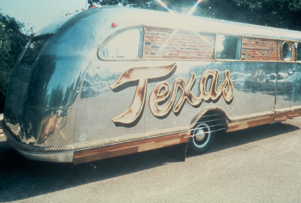 Texas Mobile Home Museum, 1977