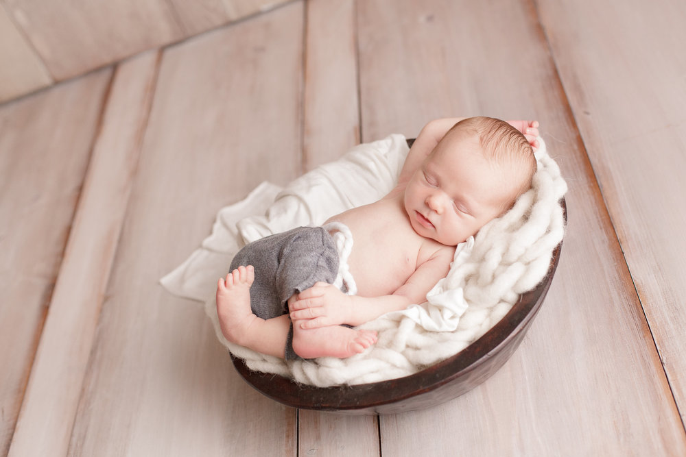 Sarah Cropper Photography | Columbus Newborn Photographer | Grove City Photographer