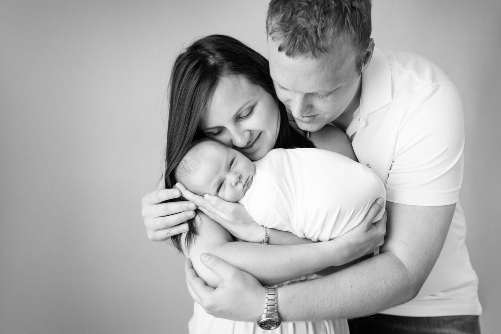 Sarah Cropper Photography || Columbus Newborn Photographer || Grove City Ohio Photographer
