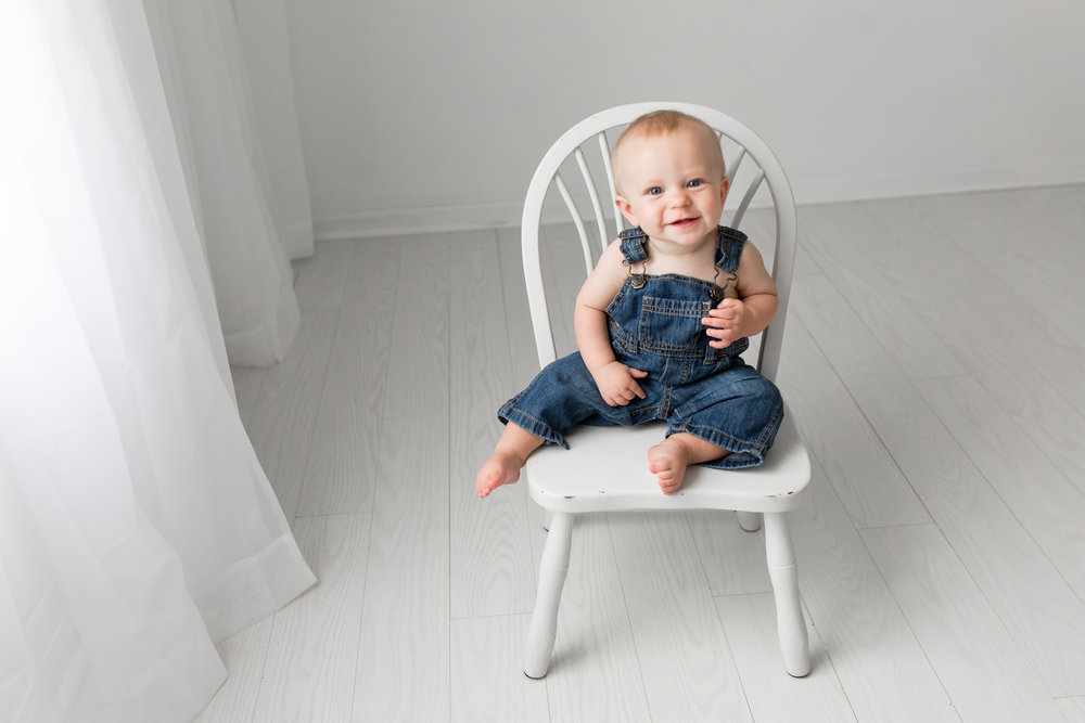 Nine month old photo session-Columbus Baby Photographer - Sarah Cropper Photography