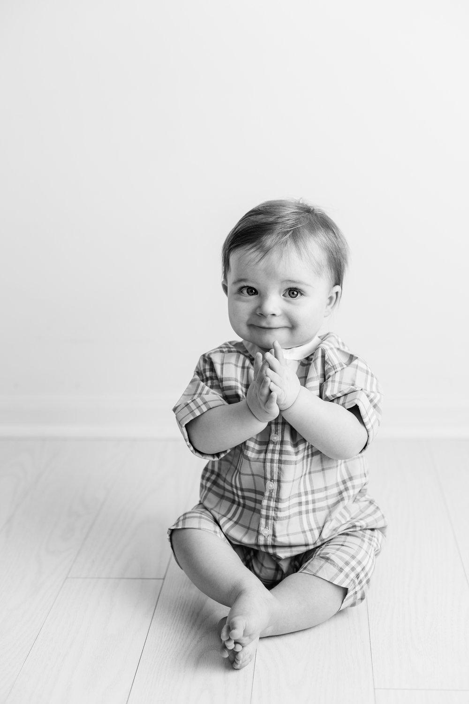 Dublin Ohio Baby Photographer