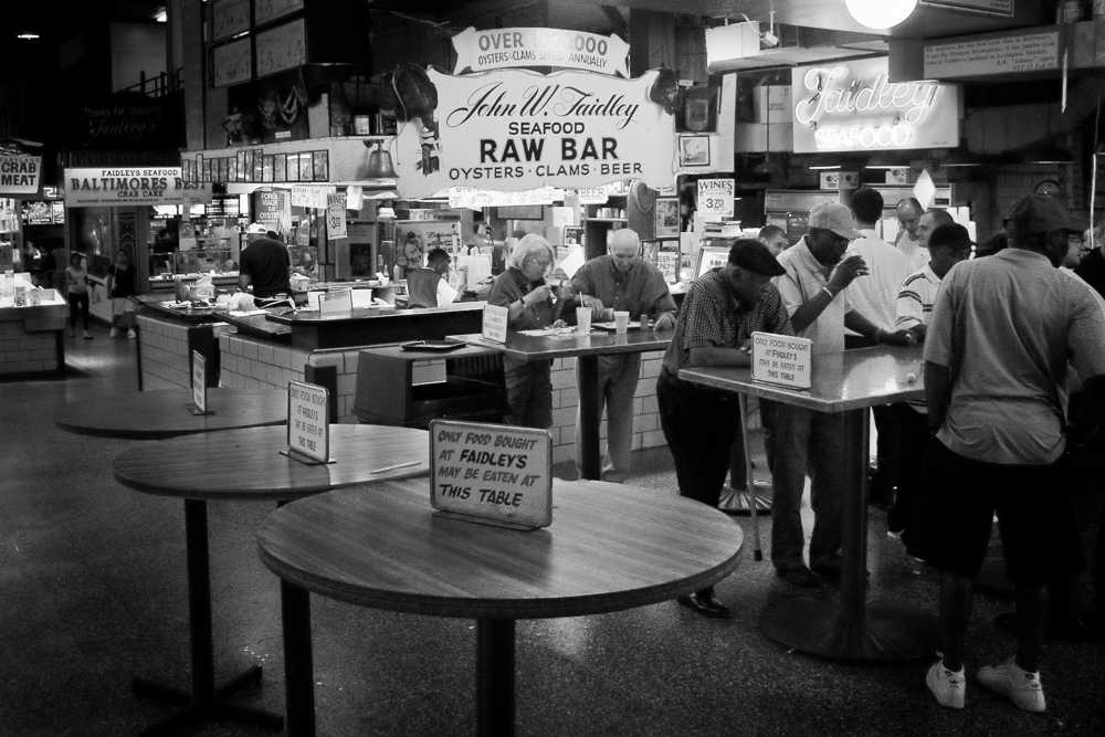 Faidley's Raw Bar